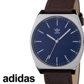 [当日出荷] アディダス 腕時計 adidas 時計 adidas腕時計 アディダス時計 プロセスエル1 PROCESS_L1 メンズ レディース ネイビー Z05-2920-00 [ 人気 お洒落 ブランド シルバー ラウンド 革 シンプル アナログ カジュアル スタイリッシュ プレゼント ギフト 新生活 ]