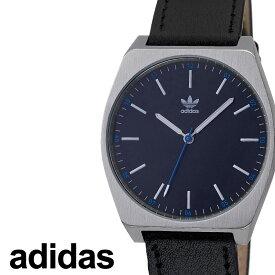 [当日出荷] アディダス 腕時計 adidas 時計 adidas腕時計 アディダス時計 プロセスエル1 PROCESS_L1 メンズ レディース ブラック Z05-625-00 [ 人気 お洒落 ブランド シルバー ラウンド 革 シンプル アナログ カジュアル スタイリッシュ プレゼント ギフト 新生活 ]