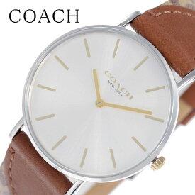 コーチ 腕時計 COACH 時計 ペリー PERRY レディース 腕時計 ホワイト シルバー 14503121 人気 ブランド 女性 妻 彼女 嫁 おしゃれ ファッション カジュアル かわいい 流行 シンプル フォーマル 薄型 薄い 軽量 プレゼント ギフト 新生活