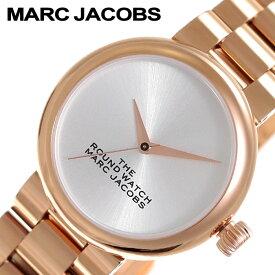 [当日出荷] マークジェイコブス 腕時計 MarcJacobs 時計 ザ ラウンドウォッチ The Round Watch レディース ホワイト MJ0120179279 [ 人気 ブランド シンプル マークバイマークジェイコブス おしゃれ ファッション カジュアル かわいい ギフト プレゼント ]