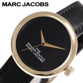 [当日出荷] マークジェイコブス 腕時計 MarcJacobs 時計 ザ ラウンドウォッチ The Round Watch レディース ブラック MJ0120179282 [ 人気 ブランド シンプル マークバイマークジェイコブス おしゃれ ファッション カジュアル かわいい ギフト プレゼント ]