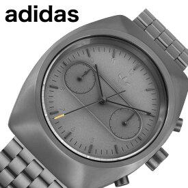 アディダス 腕時計 adidas 時計 プロセス クロノ M3 PROCESS CHRONO M3 メンズ ブラック Z18-632-00 [ 人気 ブランド カジュアル スポーツ ファッション おしゃれ ストリート プレゼント ギフト ]