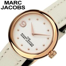 [当日出荷] マークジェイコブス 腕時計 MarcJacobs 時計 MarcJacobs 腕時計 マークジェイコブス 時計 レディース 腕時計 ホワイト MJ0120184722 [おしゃれ ファッション ケートスペード オススメ 革 ベルト おしゃれ かわいい プチ 小さめ プレゼント ギフト]