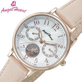 エンジェルハート 腕時計 AngelHeart 時計 AngelHeart 腕時計 エンジェルハート 時計 トゥインクルタイム Twinkle Time レディース 腕時計 パールダイヤル TT33P-PK 正規品 上品 華やか 大人 おしゃれ アクセサリー デート きれいめ プレゼント ギフト