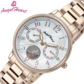 エンジェルハート 腕時計 AngelHeart 時計 AngelHeart 腕時計 エンジェルハート 時計 トゥインクルタイム Twinkle Time レディース 腕時計 パールダイヤル TT33PG 正規品 上品 華やか 大人 おしゃれ アクセサリー デート きれいめ プレゼント ギフト