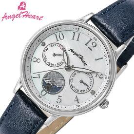 エンジェルハート 腕時計 AngelHeart 時計 AngelHeart 腕時計 エンジェルハート 時計 トゥインクルタイム Twinkle Time レディース 腕時計 パールダイヤル TT33S-NV 正規品 上品 華やか 大人 おしゃれ アクセサリー デート きれいめ プレゼント ギフト