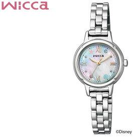 [当日出荷] シチズン 腕時計 CITIZEN 時計 ディズニーコレクション 『リトル・マーメイド』限定 Wicca Disney レディース 腕時計 白蝶貝 KP3-619-99 LITTLE MERMAID 人気 おすすめ おしゃれ ブランド プレゼント ギフト