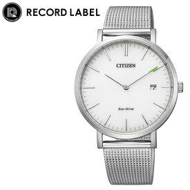 [当日出荷] シチズン 腕時計 CITIZEN 時計 レコードレーベル スタンダードスタイルプラス RECORD LABEL Standard Style + レディース 腕時計 ホワイト AU1080-54A 人気 おすすめ おしゃれ ブランド プレゼント ギフト