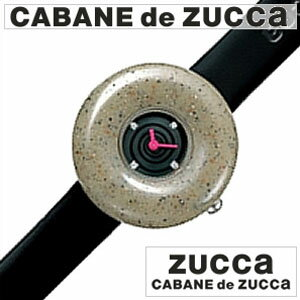【正規品】 カバンドズッカ 腕時計 CABANE de ZUCCA 時計 ズッカ サンドウォッチ [ SANDWATCH ] ブラック レディース AWGK028