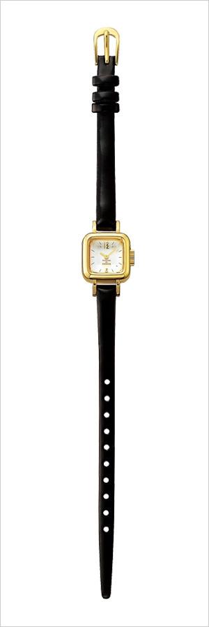 カバンドズッカ腕時計[CABANEdeZUCCA](CABANEdeZUCCA腕時計カバンドズッカ時計)CABANEdeZUCCA(カバンドズッカ)CARAMEL(キャラメル)ブラック/メンズ/レディース/男女兼用時計AWGP007