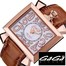[59800円引き]ガガミラノ 腕時計 GaGa MILANO 時計 ナポレオーネ [ NAPOLEONE ] 40MM メンズ レディース 6031.2 [ ブランド ][ プレゼント ギフト 2019 ]