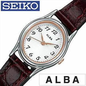 【正規品】 セイコー 腕時計 SEIKO 時計 アルバ ALBA レディース AIHK003 [ 防水 プレゼント ]