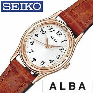 【正規品】 セイコー 腕時計 SEIKO 時計 アルバ ALBA レディース AIHK004 [ 防水 プレゼント ]