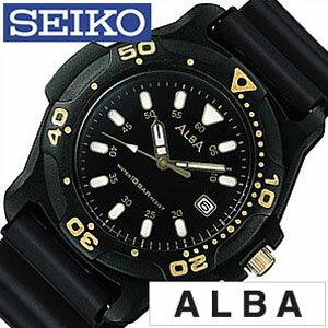 【正規品】 セイコー 腕時計 SEIKO 時計 アルバ ALBA メンズ APAW023 [ 防水 プレゼント ]