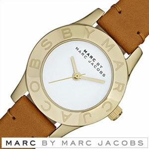 マークバイマークジェイコブス 腕時計 Marc By Marc Jacobs 時計 ニューブレード [ New Blade ] レディース シルバー MBM1219 [ 革ベルト レザー 人気 大人 ]