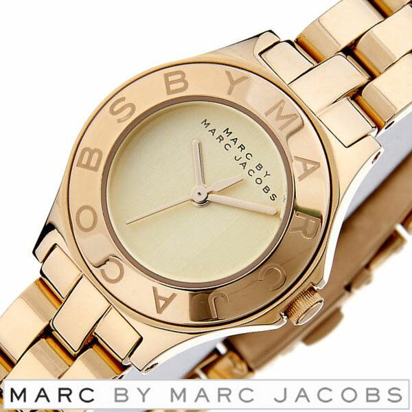 マークバイマークジェイコブス 時計 MARCBYMARCJACOBS 時計 マークジェイコブス 腕時計 MARCJACOBS 腕時計 マークバイ 時計 MARCBY 時計 マーク時計 マーク腕時計 マーク ジェイコブス 腕時計 マーク ニュー ブレード スモール レディース ゴールド MBM3131 送料無料