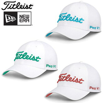 Titleist by NEW ERA TOUR SPORTS MESH CAP WHITE COLLECTION (TH8FTMW) Titleist  by new gills men golf article accessories cap hat white collection ... 6071844294d
