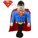 スーパーマン ヘッドカバーキャラクター ドライバー ヘッドカバー コミック