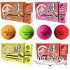 高爾夫球熒光墊子2枚球1打(12球入)公認球(黄色·粉紅·柳丁·紅)(T-B2MO T-B2MY T-B2MP T-B2MRE)
