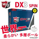 Wilson dx3spin