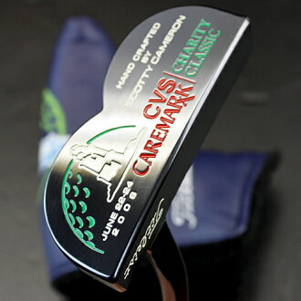 2 ■ Scotty Cameron CVS CAREMARK 慈善推杆