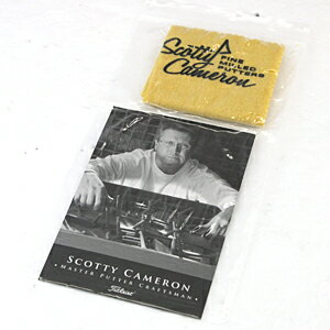 【Scotty Cameron】【A000】スコッティキャメロン オイルクロス【メール便対応】