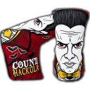 【ScottyCameron】【HC873】スコッティキャメロン 2016ハロウィン ハキュラ伯爵 Count Hackula ヘッドカバー タイトリスト スコ...