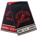ゴルフタオル【U.S. OPEN 2001】 番号232【メール便対応】【10P07Nov15】