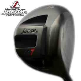 【お取り寄せ】JBEAM(ジェイビーム) YAMAZAKI ZY-7 ドライバー 9.0〜12度 445cc ヘッド単体【HTCLDH】