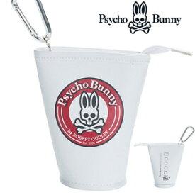 【Psycho Bunny/サイコバニー】 2018年モデル PB GOLF CUP ゴルフカップ PBMG8SE3(小物入れ ゴルフ用品 ゴルフ)【父の日】【楽ギフ_包装 父の日】 ★ブラックフライデー