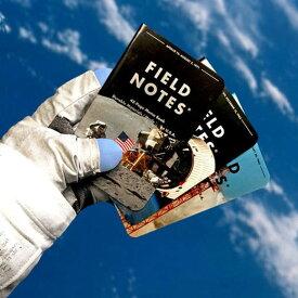 【限定】FIELD NOTES フィールドノートメモブック 3-PACKS THREE MISSIONS