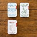 Kikkerland キッカーランド Mini Kit Tin 缶入りミニキット