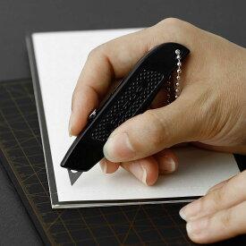 カッター カッターナイフ 携帯用 penco ペンコ ユーティリティナイフ