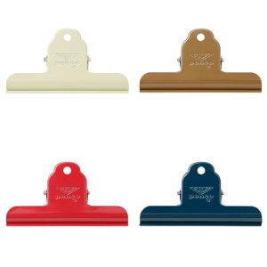 penco ペンコ クランピークリップ カラー M 文房具 ペーパークリップ 袋留め シンプル かわいい おしゃれ プチギフト