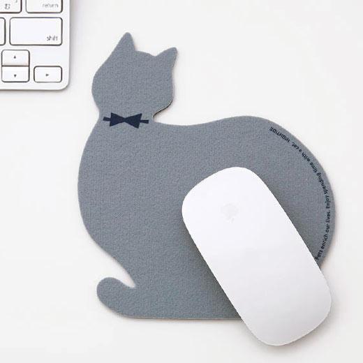 マウスパッド キャット[DC006]【楽ギフ_包装】