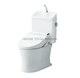 【送料無料】 TOTO 定番カラー!ピュアレストQR(床排水タイプ)組合せリモデル便器+手洗付きタンクセットCS232BM+SH233BA(便座無し)