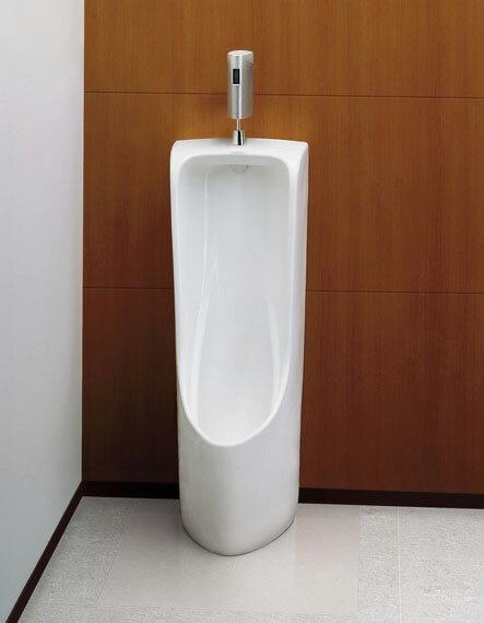 【送料無料】TOTO 床置小形小便器+自動洗浄システムセットUFH508CR+TEA62ADS【RCP】