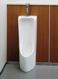 【送料無料】TOTO 床置大形小便器+自動洗浄システムセットUFH507CR+TEA62ADS【RCP】