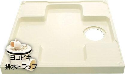 【送料無料】INAX イナックス洗濯機パン(排水トラップ+固定金具セット)PF-7464AC/L11+TP-52【RCP】