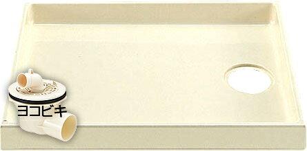 【送料無料】INAX イナックス洗濯機パン(排水トラップ付)PF-8064AC/L11-BL+TP-52(旧TP-32)【RCP】