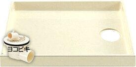 INAX イナックス洗濯機パン(排水トラップ付)PF-8064AC/L11-BL+TP-52(旧TP-32)【RCP】