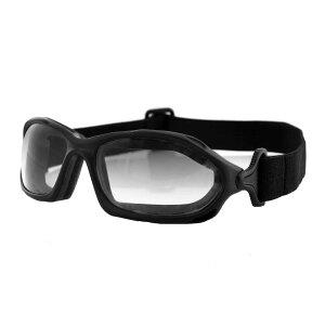 ボブスター DZL 調光レンズ ゴーグル Bobster BDZL001 goggles バイク 自転車 UVカット メンズ レディース ユニセックス スポーツ 野球 ゴルフ サイクリング サバゲー ランニング