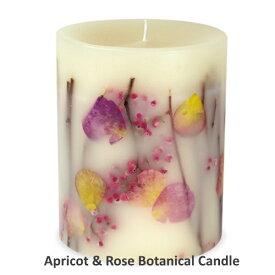 Rosy Rings ロージーリングス Botanical candle キャンドル アプリコット&ローズ BigRound
