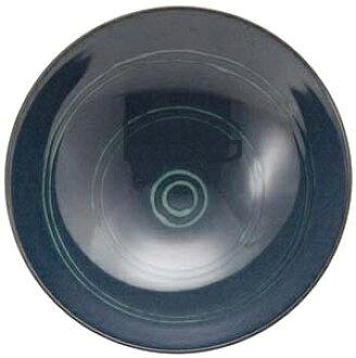 Hakusan ceramics Masahiro Mori design flat bowl G-4 rice bowl ceramics Japanese dishes