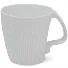 白山陶器 ストレッチマグ ホワイト 和食器 波佐見焼 マグカップ