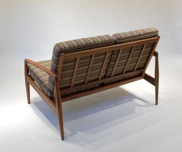 宮崎椅子製作所 Paper Knife sofa ペーパーナイフソファ 2P カイ クリスチャンセン Miyazaki Chair FactoryKai Kristiansen