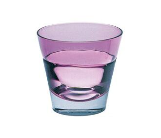 Sugahara sugahara duo old Burgundy Western glassware other glass glass