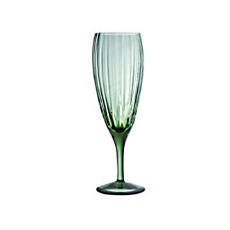 Glass of the Sugahara glass sugahara here wineglass Forest Western dishes goblet flower