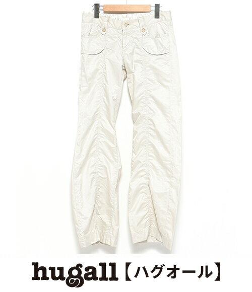 スリードッツ ターコイズデザインパンツ 38:サイズ three dots turquoise 【レディース】 【中古】