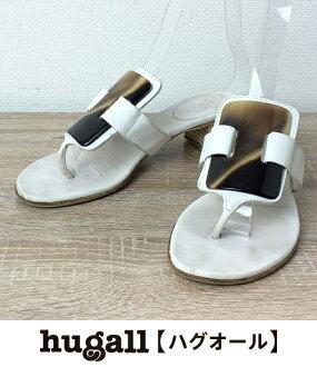 Hermes SIZE 23cm (M) sandals HERMES Lady's